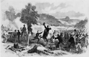 母の日が日本に伝わったアメリカ南北戦争、ウィルソンズ・クリークの戦い