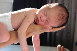 ソフロロジー出産誕生の瞬間