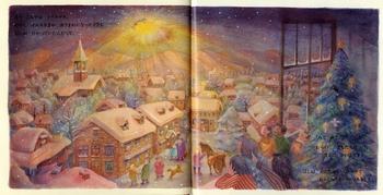 『おじいさんとクリスマス』5歳児におすすめのクリスマス絵本