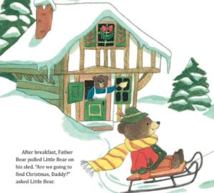 The Sweet Smell of Christmas クリスマスにおすすめの英語絵本