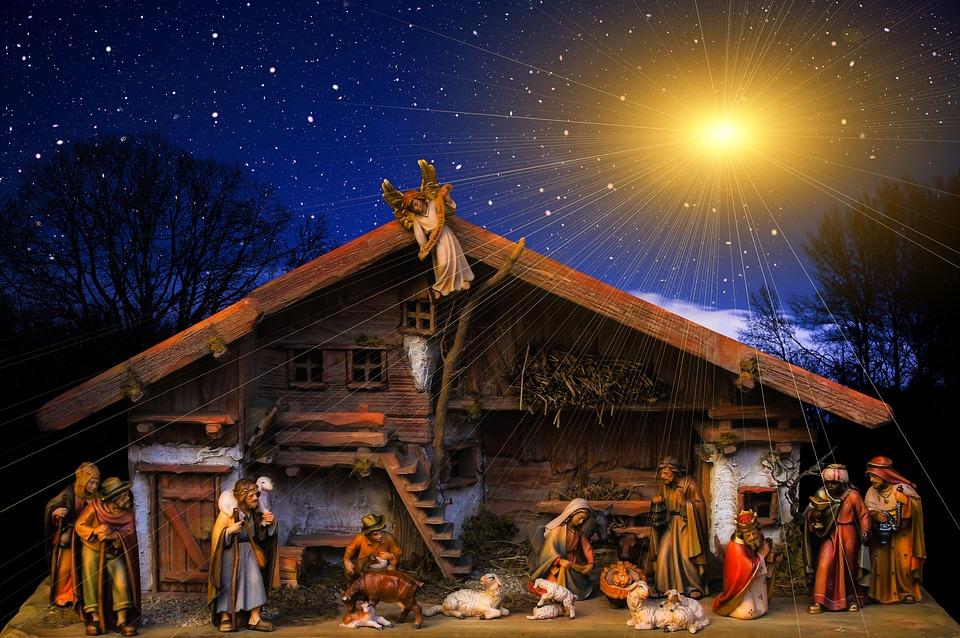 クリスマス絵本 子供におすすめのキリスト降誕絵本