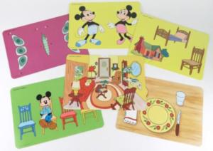 ディズニー英語システム(DWE)教材パッケージ アクティビティカード