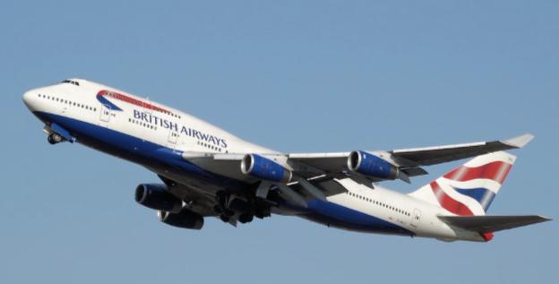 大手の航空会社が安心