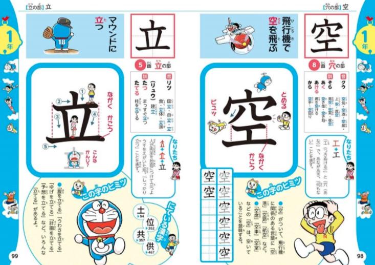 はじめての漢字辞典