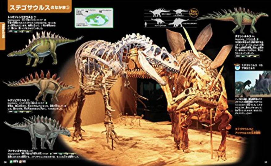 講談社の動く図鑑 恐竜