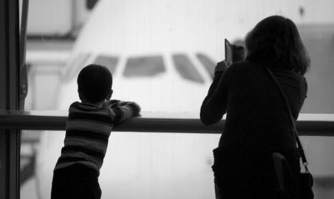 【子供と飛行機】外国の航空会社で経験した国際線長距離フライトのトラブル
