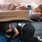 【飛行機で子供のベッド】フットレスト型フライトットとケース型ジェットキッズ、よく寝るのはどっち? 違いは? おすすめは?