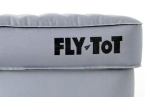 """飛行機内に便利なフットレスト! """"フライトット""""の類似品&代用品"""