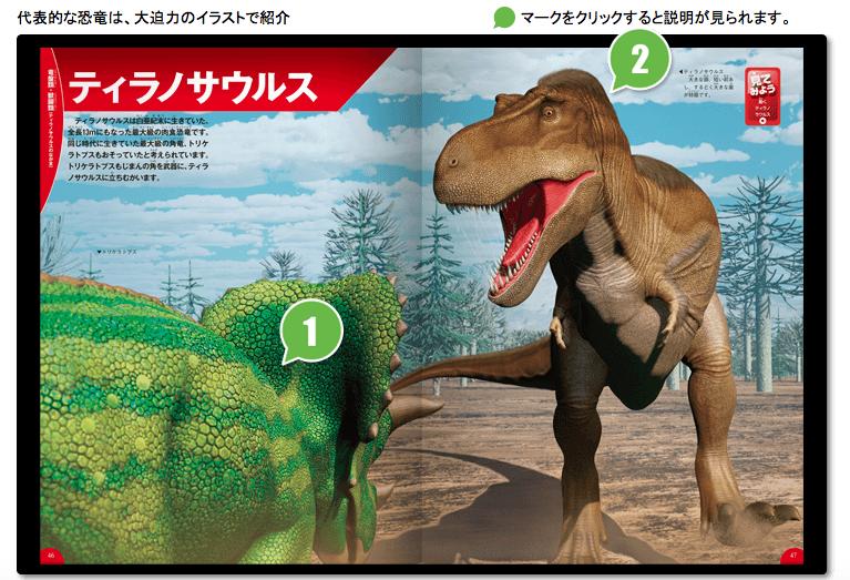 学研LIVE恐竜