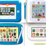 【幼児タブレット機能比較】おすすめランキング! ディズニー, アンパンマン, ドラえもん…どれにする?
