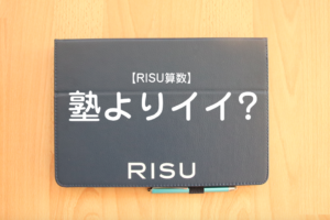 【RISU算数ブログ2019】リスと塾を比較してみた! 学習の効果と費用と中学受験と
