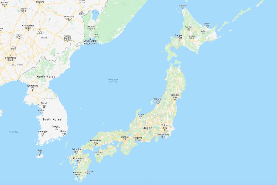 【日本地図ポスター】学習効果の高い知育ポスターからインテリアにもなる日本地図まで(幼児〜小学生〜大人)