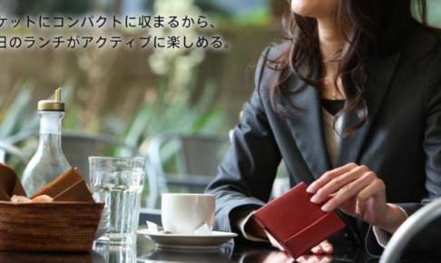 【女性財布】薄い! 軽い! 中身が見えない! なのに, おしゃれでエレガントなレディース財布